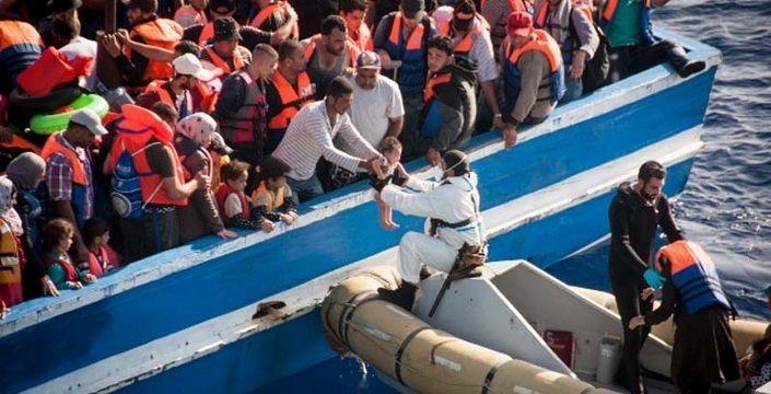 ما حكم الهجرة غير الشرعية على الوجه الذي نراه ونسمع به في بلادنا هذه الأيام؟