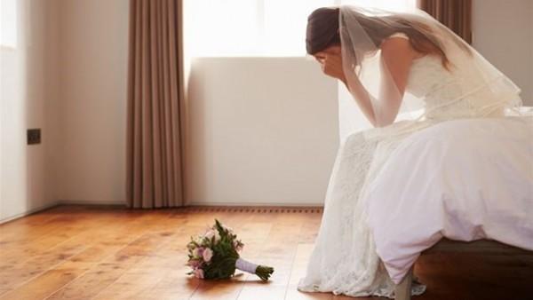 حفل زفاف ينتهي قبل بدايته لسبب غريب