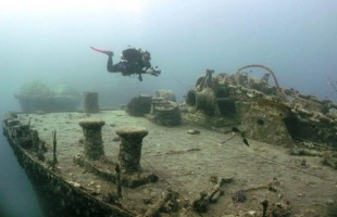 وزارة الآثار المصرية تتبنى مشروعا لتسجيل 5 سفن حربية غارقة في البحر الأحمر