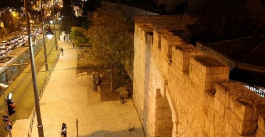 سيربط القطار الخفيف بين القدس والمستوطنات المحيطة (وفا)