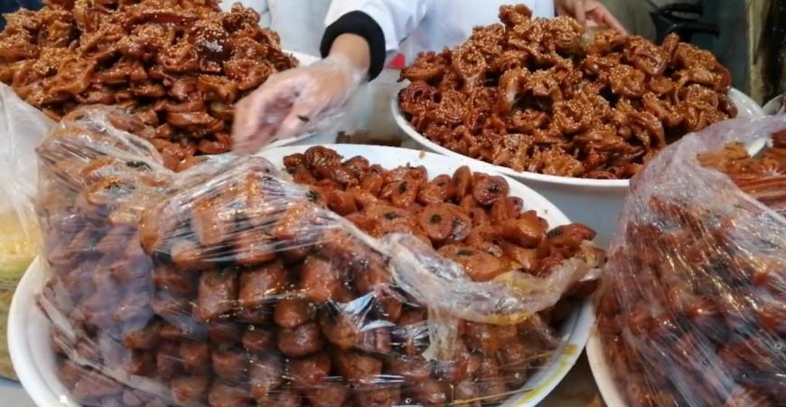 """""""الشباكية"""" من الحلويات الرسمية في شهر رمضان (اندبندنت عربية)"""