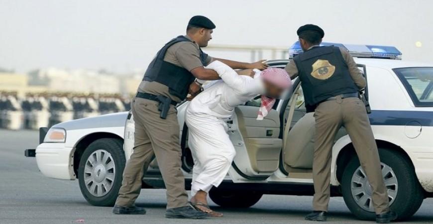 القاء القبض على متحرش القصيبي