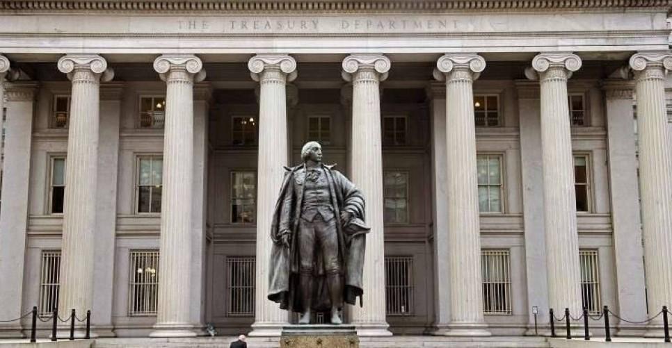 الحكومة الأميركية تحقق فائضاً في الميزانية قدره 160 مليار دولار في نيسان