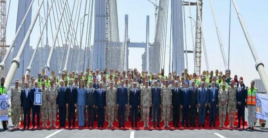 جسر تحيا مصر