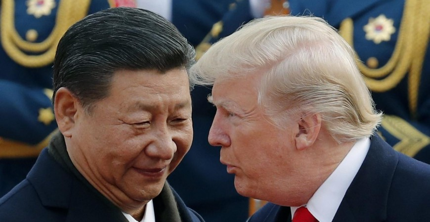 الصين أكبر حائز للديون الأميركية تخفض حيازتها من سندات الخزانة ردا على إجراءات ترمب (أ.ب.)