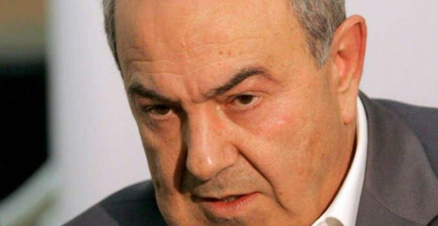 زعيم الاتلاف العراقية