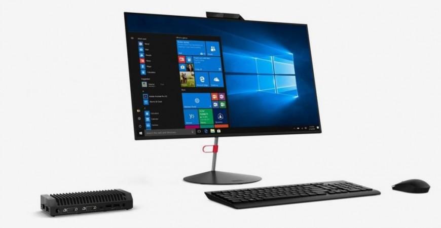 """الحاسوب """"ثينك سنتر إم90إن نانو"""" الجديد صغير للغاية ويزن أقل من نصف كيلوغرام (الألمانية)"""