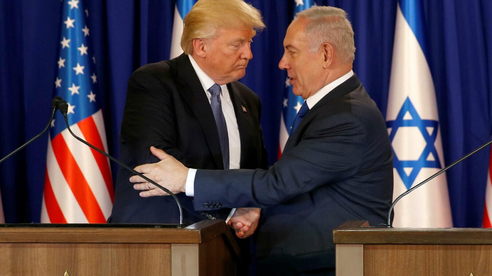 اسرائيل تحرض ترامب على ايران