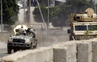 حكومة طرابلس تستعد لشن هجوم موسع على قوات حفتر
