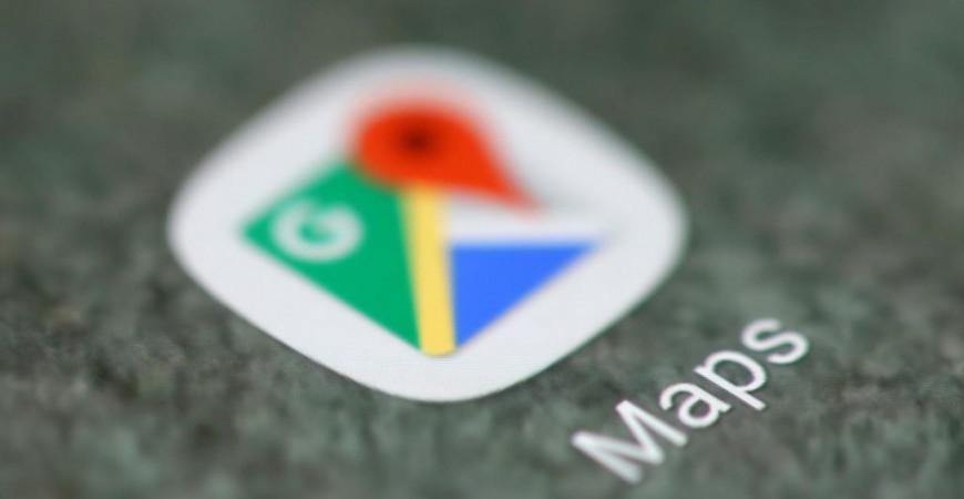 فائدة خرائط غوغل تتجاوز مجرد العثور على مكان معين وأفضل طريق للوصول إليه (رويترز)