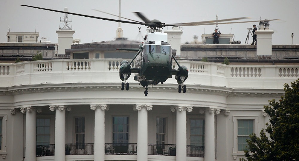 """البيت الأبيض: أمريكا تنفذ أول خطوة من """"صفقة القرن"""""""