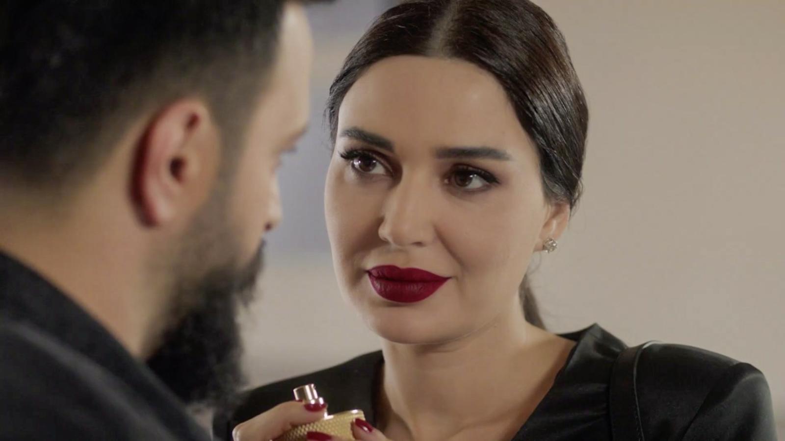 سيرين عبد النور تكشف عن رأي زوجها بمشاهدها الجريئة مع تيم حسن..شاهدوا ماذا قالت!