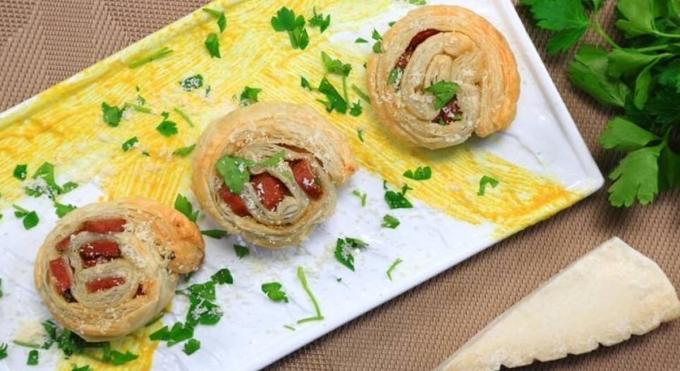 دوائر جبنة البارميزان مع زيت الزيتون: عنوان التميّز على مائدة رمضان