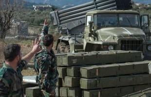 """الجيش السوري يمهد لمعركة إدلب الكبرى.. و""""النصرة"""" تتكبد خسائر فادحة"""
