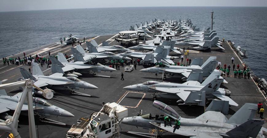 © REUTERS / U.S. Navy