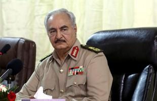 رئيس المخابرات العامة المصري يزور ليبيا ويلتقي حفتر (صور)