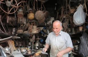 بوابيري غزة برمضان.. نكهة الماضي وتراث لا يندثر