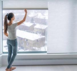 3 نصائح لجعل طريقة تنظيف الستائر أسهل