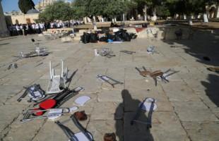 بسبب التوتر في الأقصى.. الأردن يبعث بمذكرة احتجاج دبلوماسية إلى إسرائيل
