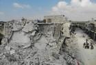 المرصد السوري: 35 قتيلاً في قصف جوي ومعارك بشمال غرب سوريا