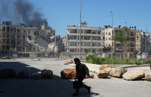 مقتل وإصابة 27 مدنيا في قصف يستهدف قرية في ريف حلب شمالي سوريا