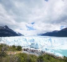 تأملوا الأنهار الجليدية الزرقاء التي تفغر الأفواه في باتاغونيا (غيتي)