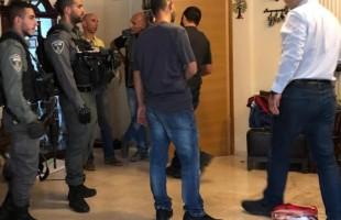 شرطة الاحتلال تعتقل وزير شؤون القدس الفلسطيني