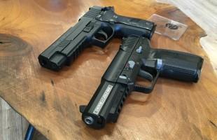 الإعلان عن بيع مسدسين عمرهما 4.5 مليار سنة (صور)