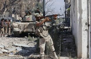 قوات المعارضة التشادية تشتبك مع الجيش الليبي بمنطقة مرزق جنوب البلاد