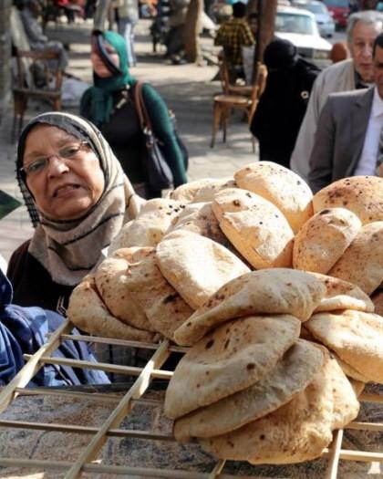 الحكومة المصرية تنفي رفع سعر رغيف الخبز المدعم