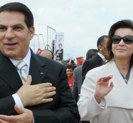 """تحول لـ""""خرابة"""".. فيديو صادم لقصر الرئيس التونسي الأسبق """"بن علي"""""""
