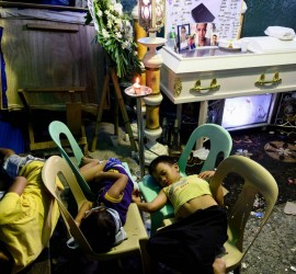 زلزال في جنوب الفيليبين: 51 جريحاً وتضرُّر منازل وكنائس ومبانٍ