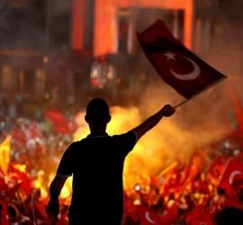 لقطات تنشر لأول مرة عن الانقلاب الفاشل في تركيا