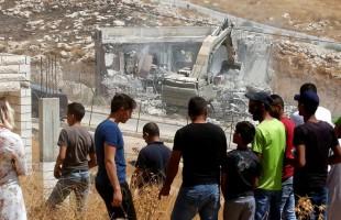 إدانات دولية لهدم إسرائيل منازل الفلسطينين في صور باهر