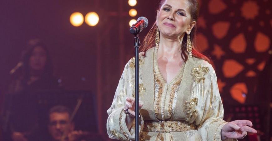 ميادة الحناوي ستصدر قريباً أغنية جديدة (موقع مهرجان موازين)