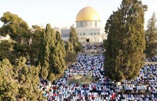 تأخير صلاة العيد في المسجد الأقصى.. والسبب؟