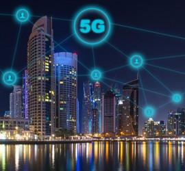 الإمارات تجري أول مكالمة «5G» من «برج خليفة»