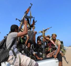 الحوثيون يعلنون استهداف مقر عمليات التحالف بجازان السعودية