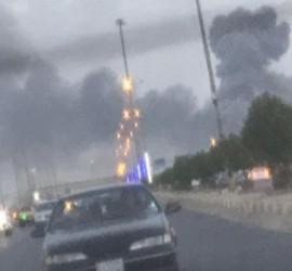 ارتفاع حصيلة انفجار سوق المسيب بالعراق إلى 39 مصابا