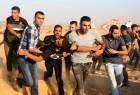 أكثر من مئة مصاب في غزة وتعزيزات أمنية مشددة بالضفة