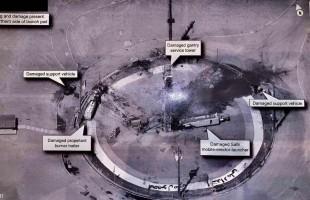 """صورة الصاروخ الإيراني تثير جدلا.. وترامب """"يدافع عن نفسه"""""""