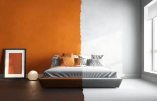 ديكورات المنزل باللون البرتقالي.. جرأة وعصرية