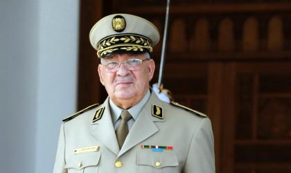 """قائد الجيش الجزائري يتحدث عن """"العصابة"""" والاستعمار الثاني"""