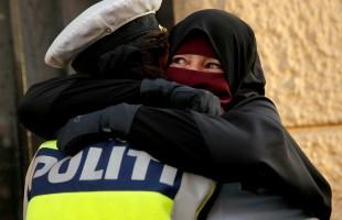 شاهد: أول سعودية تعمل مع الشرطة الأمريكية