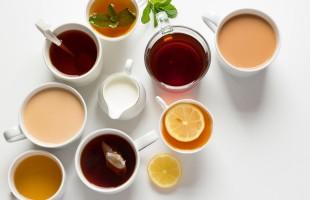 5 انواع من الشاي لعلاج انتفاخ البطن والغازات