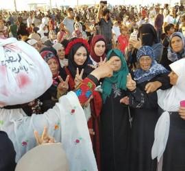 قصة زواج البركة في غزة