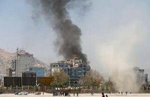 سقوط صاروخ في كابول عشية ذكرى هجمات 11 سبتمبر في الولايات المتحدة
