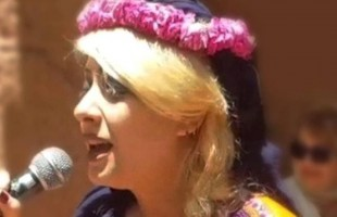 إيران تسجن سيدة غنت أمام سياح بقرية أثرية