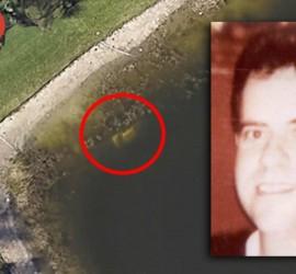 """خرائط """"غوغل"""" تكشف غموض واقعة اختفاء رجل منذ 22 عامًا"""