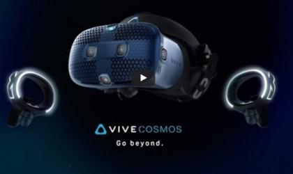 تعرف على فايف كوزموس.. نظارة الواقع الافتراضي الجديدة لإتش تي سي